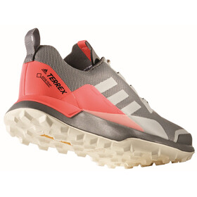 adidas TERREX CMTK GTX Shoes Women grey threechalk white/easy coral